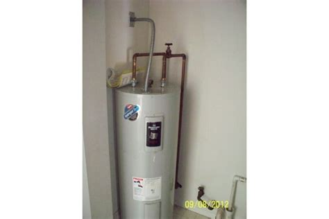 Bad Water Heater In Apartment by Creekside Apartments Rentals Charlestown In