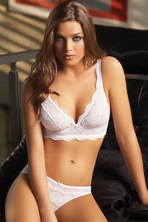 lara alvarez showing off her mesmerizing curves in skimpy little kiby lingerie pichunter