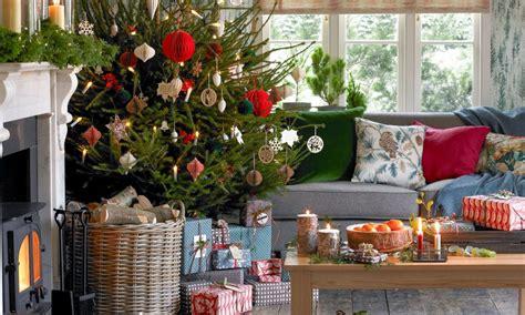 christmas living room decorating ideas living room