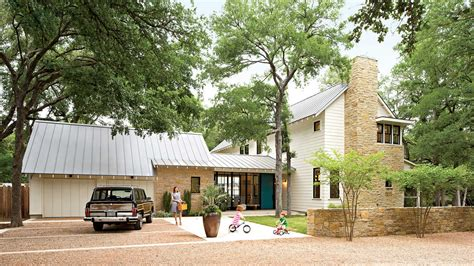 modern update   classic form charming home exteriors southern living