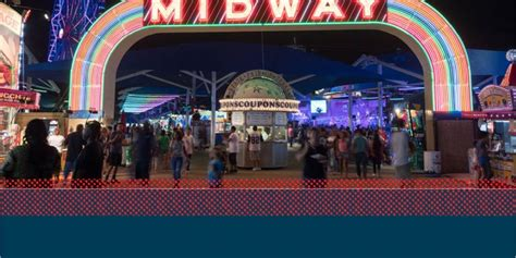 midway state fair  texas