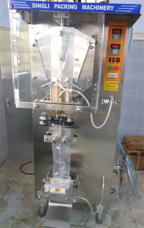 dingli pure water packaging machine  pure water production  machines