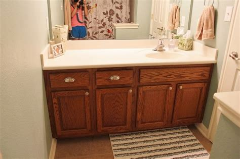 diy bathroom cabinet painting the chronicles of ruthie hart naptime diy painting