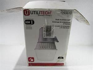 Utilitech Al65flut 293610 Dusk