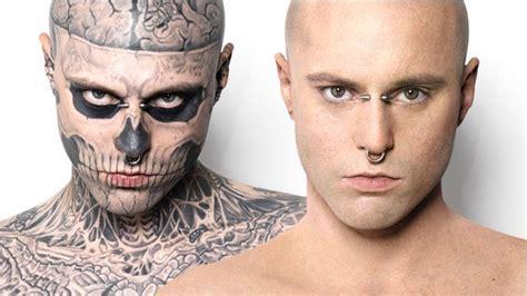 Dermablend Cosmetics Concealing Zombie Boy