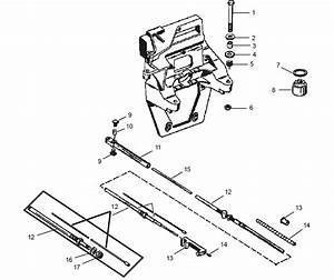 Mercruiser Rear Engine Mount Diagram