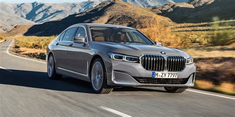 2020 Bmw 7 Series Debuts With A Bold New Face