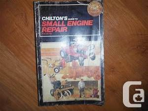Riding Lawn Mower Tractor Tiller Small Engine Shop Manual