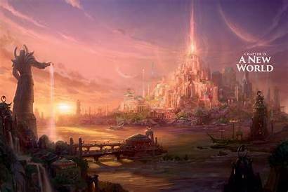 Fantasy Fighting Warrior Adventure Beginning Action Warcraft