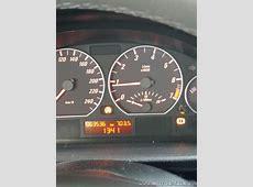 und DSCLampe leuchten gleichzeitig BMW 3er E46