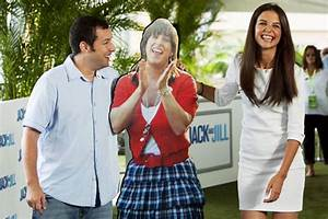 JACK AND JILL ACTORS - Best of PHOTOS of the 2011 Movie