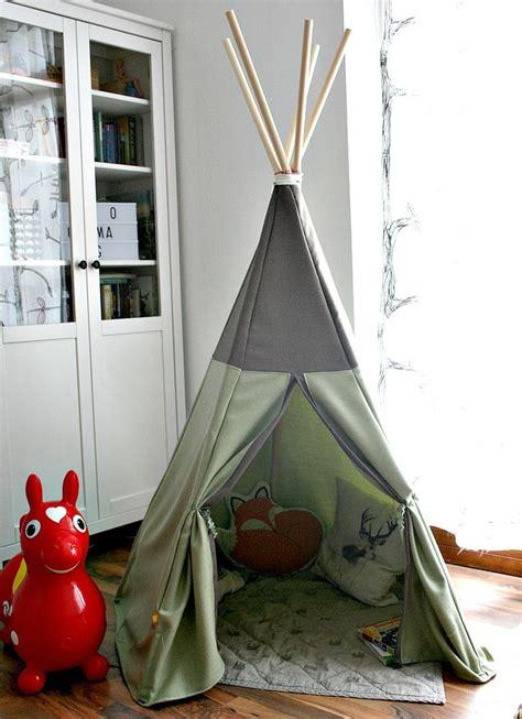 Tipi Zelt Kinderzimmer Diy by Die Besten 25 Tipi Zelt Ideen Auf Kinder Tipi