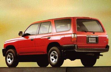 blue book value for used cars 1997 toyota corolla electronic toll collection 1997 toyota 4runner pricing ratings expert review kelley blue book