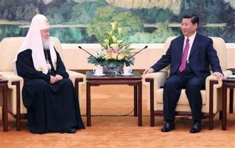 clerical whispers patriarch kirill calls for recognition