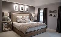 master bedroom paint colors Ben Moore Violet Pearl - Modern Master Bedroom Paint ...