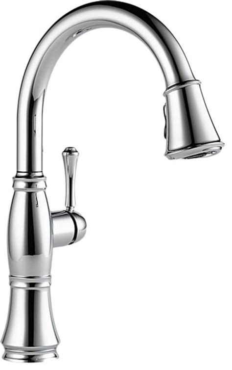delta faucet cassidy 9197 delta 9197 dst cassidy single handle pull kitchen