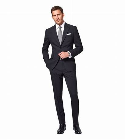 Clipart Dressed Well Young Suit Outfit Library