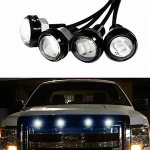 Chevy Dodge Ford Gmc Ford Raptor Style Led Grille Lighting Kit  U2014 Ijdmtoy Com