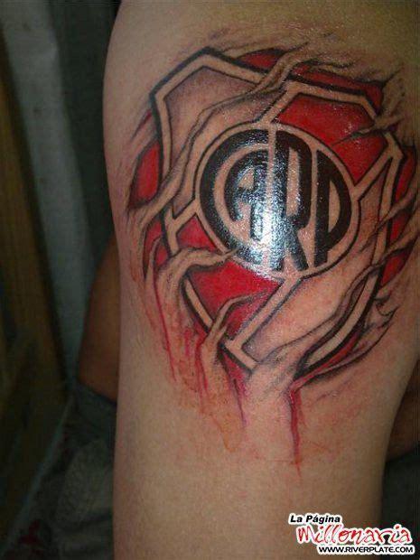 Tatuajes de River Plate + mi tatuaje megapost Tatuajes