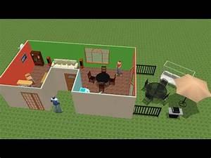 Escalier Sweet Home 3d : sweet home 3d 4 4 tutorial fr youtube ~ Premium-room.com Idées de Décoration