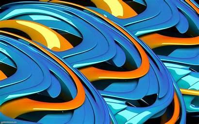 Orange Desktop Wallpapers 3d