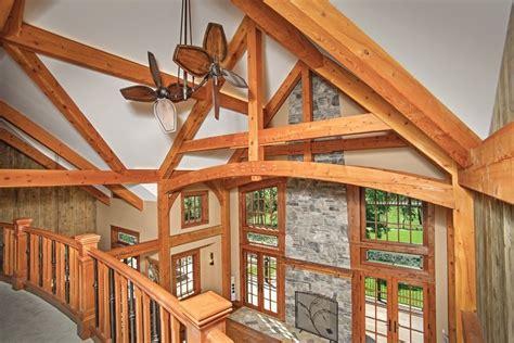 timber framing  post  beam riverbend