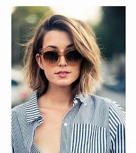Coupe Dégradé Long : pin coiffure au carre plongeant coupe degrade avec frange ~ Dallasstarsshop.com Idées de Décoration