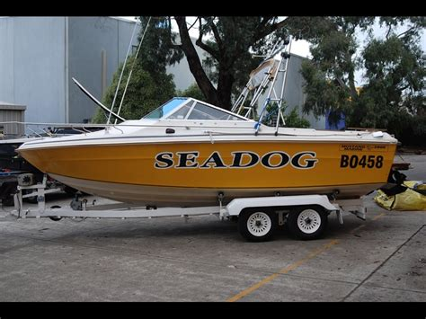 Used Mustang Boats For Sale Australia by Mustang Offshore For Sale Trade Boats Australia