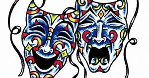 tribal-color-comedy-tragedy-mask-tattoo.jpg (480×622 ...