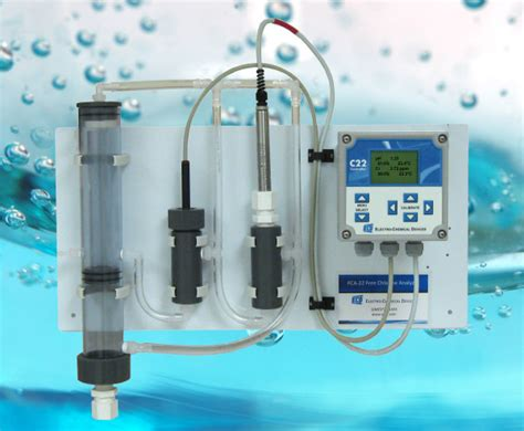 free chlorine measurement as simple as 1 2 3 with fca 22