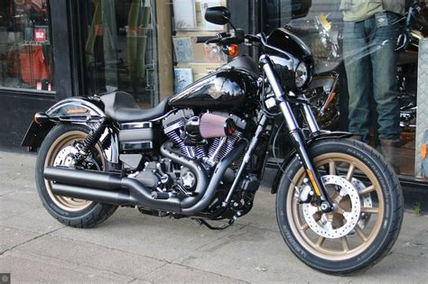 Harley-davidson Dyna Fxdls Low Rider S For Sale In Glasgow