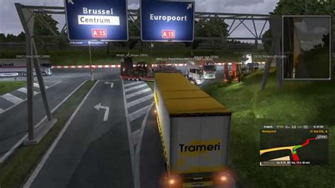 truck simulator on the road truck simulator 2 multiplayer idiots on the road pt 18