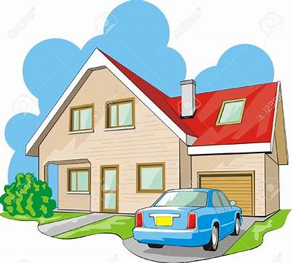 Clipart Garage Dwelling Story Transfer Property Illustration