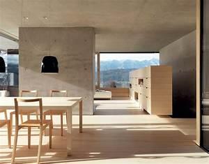 inspiration wandgestaltung in architektenhausern With markise balkon mit welche tapete passt zu holzmöbel