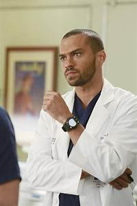 Grey's Anatomy Q&A: Jesse Williams on Becoming the New ...