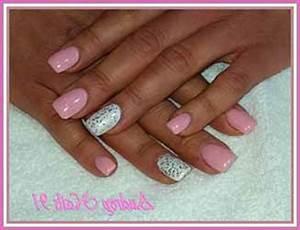 Ongles En Gel Rose : ongles en gel deco ~ Melissatoandfro.com Idées de Décoration