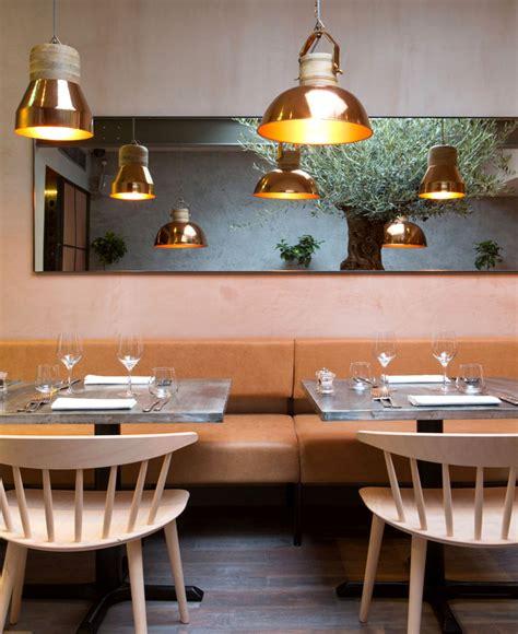 organic welcoming restaurant decor  kinnersley