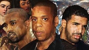 "Stream & Download Drake, Jay Z, & Kanye West's ""Pop Style"""