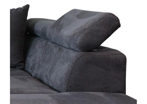 canapé vannes canapé convertible 3 places microfibre royal sofa
