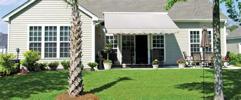 triyae backyard awning retractable various design