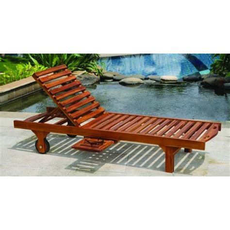 chaise transat emejing transat jardin bois exotique photos awesome