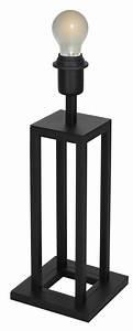 Lampe De Chevet Noir : lampe de chevet noir e27 myplanetled ~ Teatrodelosmanantiales.com Idées de Décoration