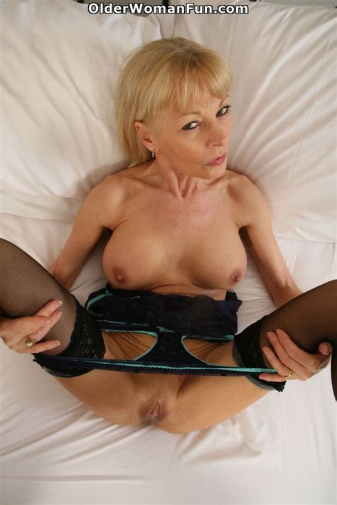 58 Year Old British Granny Elaine Photo Album By Older