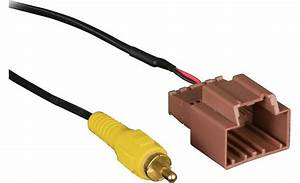 Metra Backupcam Backup Camera Cable Retain The Factory