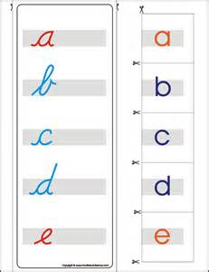 Print and Cursive Letters