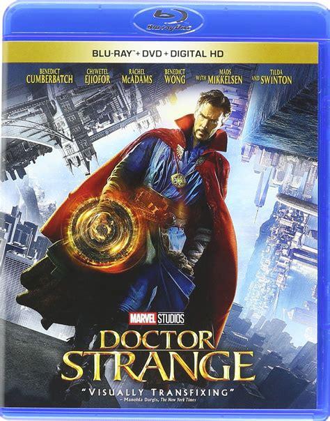 Doctor Strange Dvd Release Date February 28, 2017