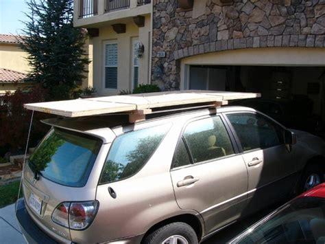 diy roof rack diy roof rack club lexus forums