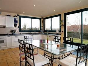 Rideau Fenetre Aluminium : fen tre alu fen tre pvc ou fen tre en bois ~ Premium-room.com Idées de Décoration