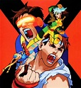 X-Men vs. Street Fighter - Capcom Database - Capcom Wiki ...