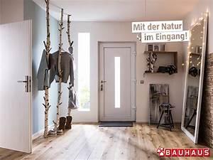 Garderobe Aus Birkenstämmen : eine garderobe aus birkenst mmen ist bauhaus deutschland facebook ~ Yasmunasinghe.com Haus und Dekorationen